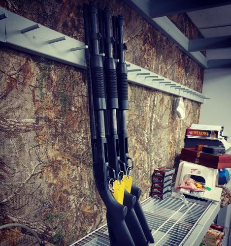 Pump Shotguns