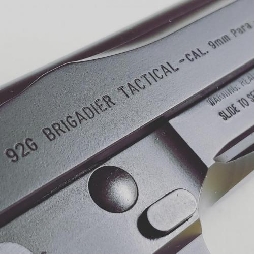 Wilson Combat Beretta 92G