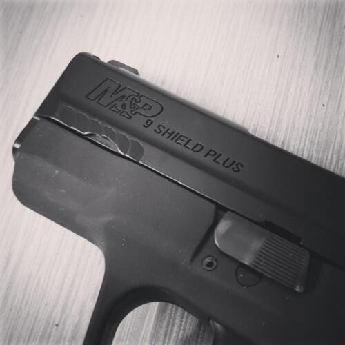 Shield Plus 9mm