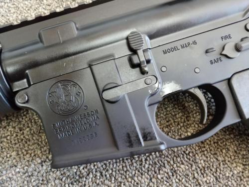 M&P AR-15